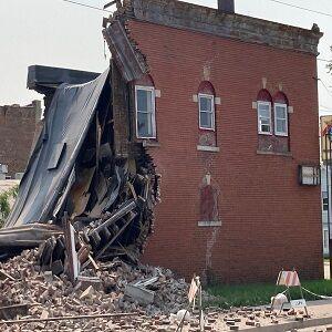 La Salle Building Collapse