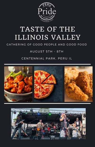 Taste Of The Illinois Valley