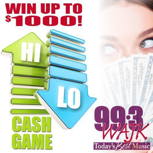 Hi Lo Cash Game
