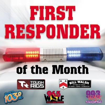 First Responder of the Month