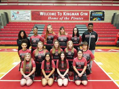 Ottawa Girls Wrestling Team