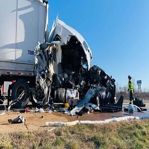 I-80 Multiple Vehicle Accident