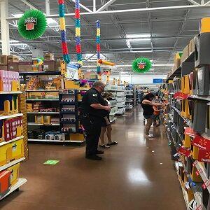 Ottawa Police Back To School Shopping
