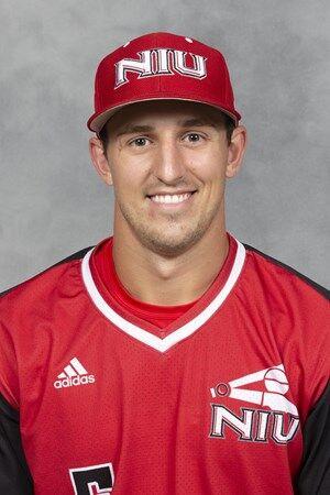 Brady Huebbe  (courtesy of NIU Sports Office)