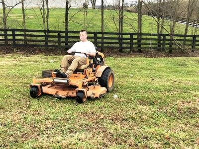 Business Spotlight: Quire sells lawnmowing business to focus on sheriff duties