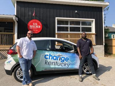FOCUS: Outdoor advocate takes electric vehicle adventure