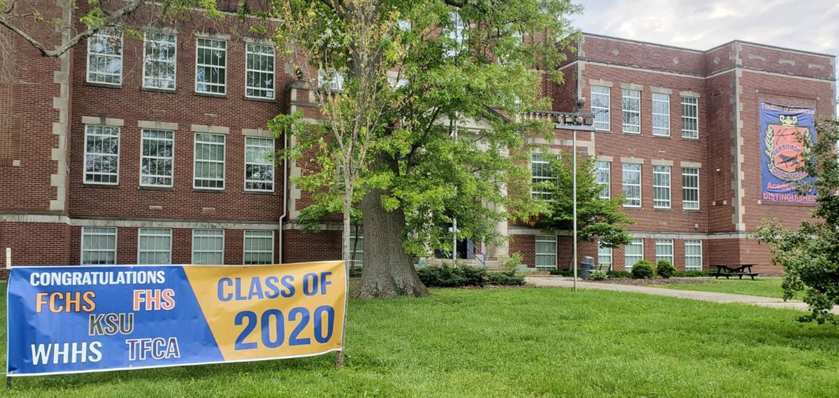FHS grad sign