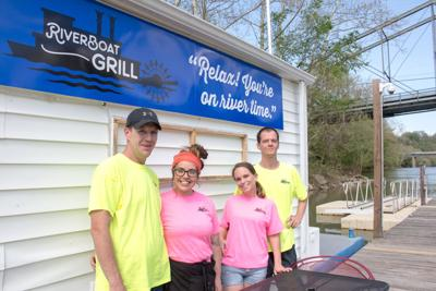 Business Spotlight: Boat club cafe reopens as Riverboat Grill