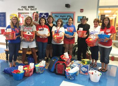 Volunteer Spirit: Challenge leads to school supply windfall for Peaks Mill Elementary