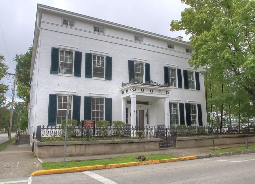 Heir of bourbon pioneer purchases historic downtown building
