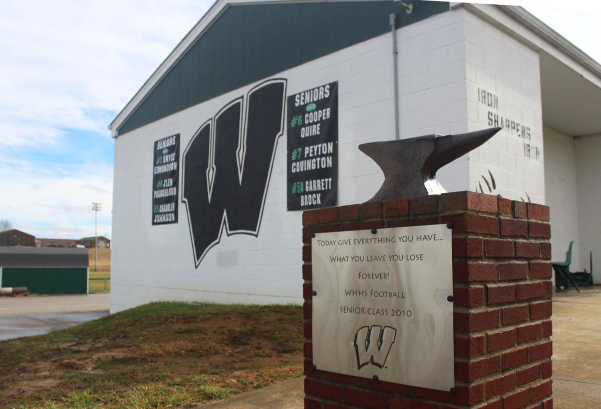 Former football player will be honored with new WHHS field house