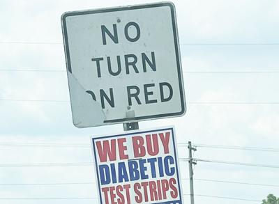You Asked: Diabetic test strips