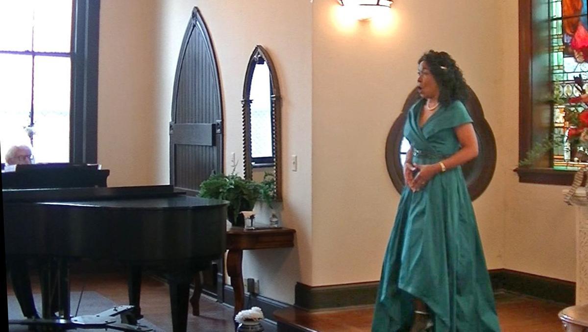 Review: Gibson's 'All Saints' recital not easily forgotten
