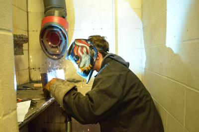 Franklin County students place in welding competition