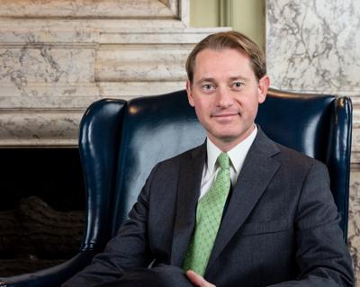 Secretary of State Michael Adams