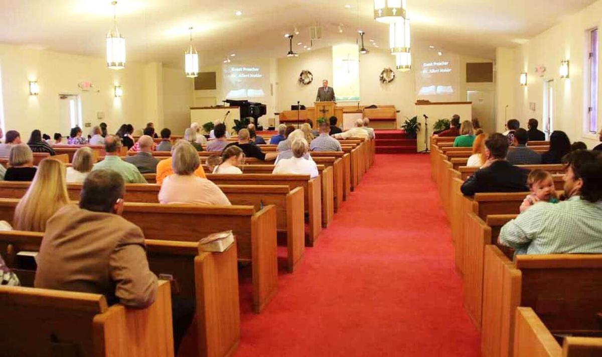 Farmdale Baptist Church