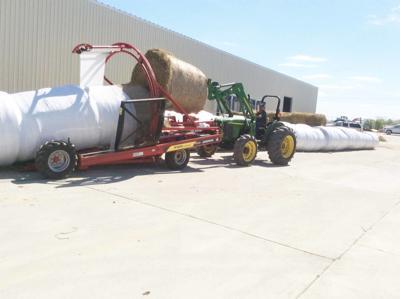 Volunteer Spirit: Local farmers pitch in to help devastated Nebraskans