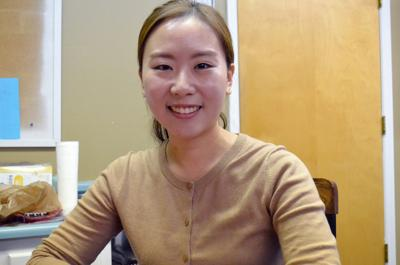 South Korean intern challenges cultural norm to find life's passion in Frankfort