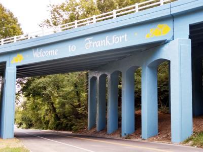 Louisville Road Bridge over Lafayette Drive