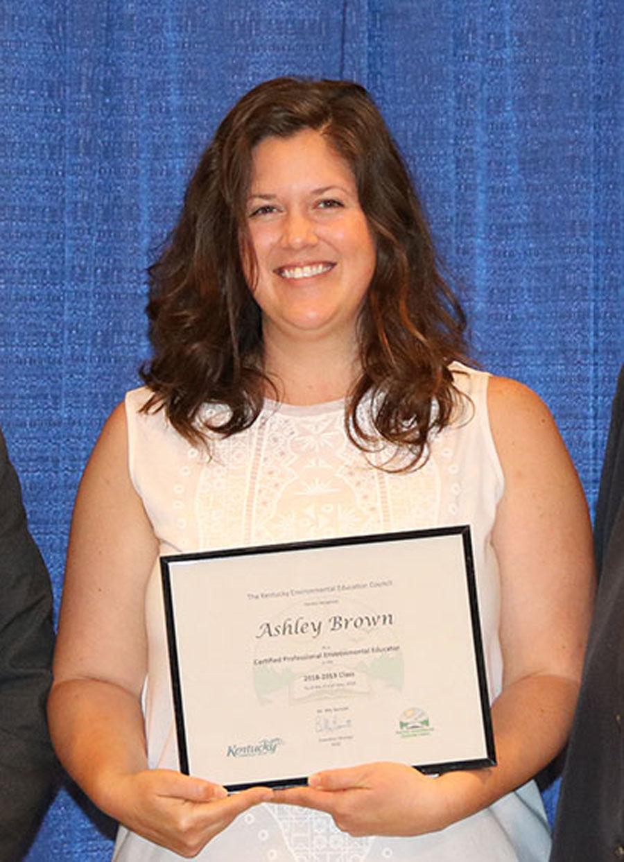 Ashley Brown