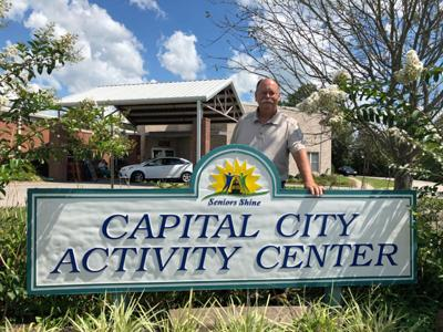 Volunteer Spirt: Morris never says 'no' to helping Capital Activity Center
