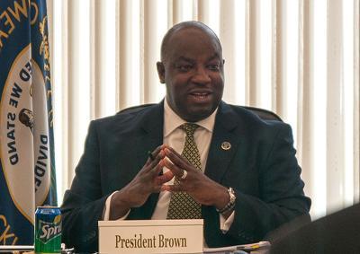 M. Christopher Brown II
