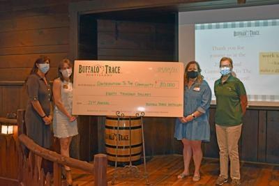Contribution to the Community Buffalo Trace