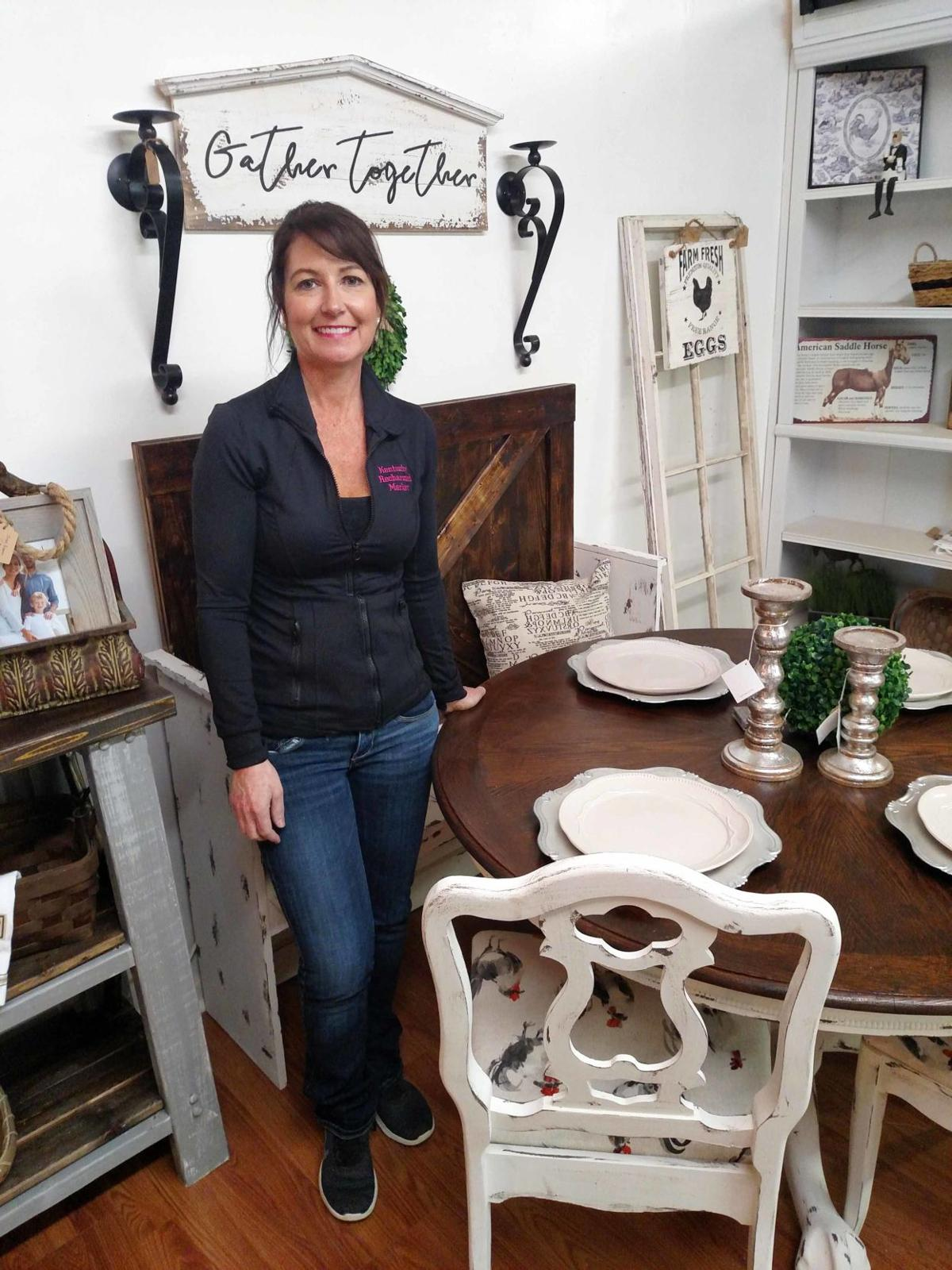 Business Spotlight: Willis works wonders with wood