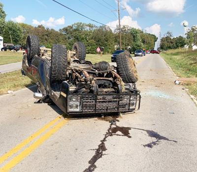 East Georgetown Road accident