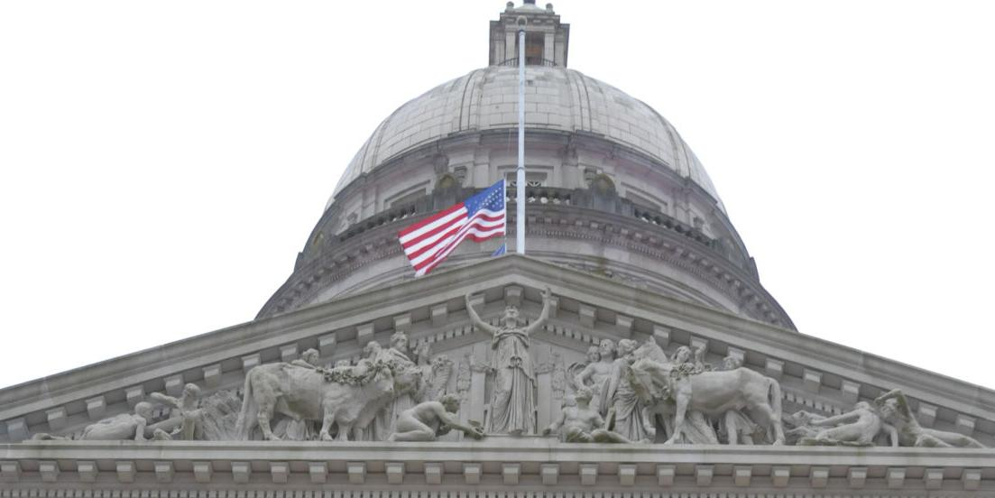 Lincoln pilgrimage arrives at state Capitol