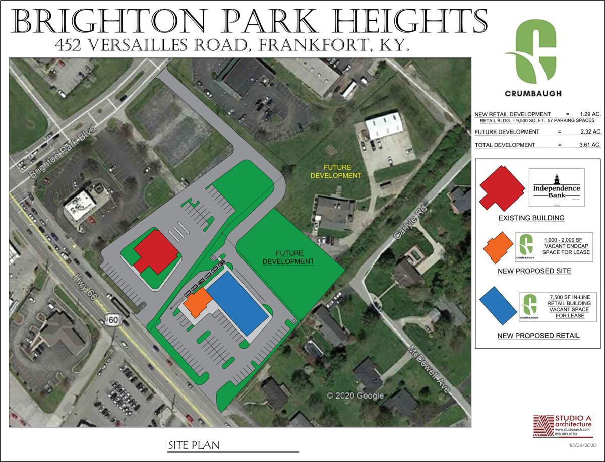 Brighton Park Heights amended plan