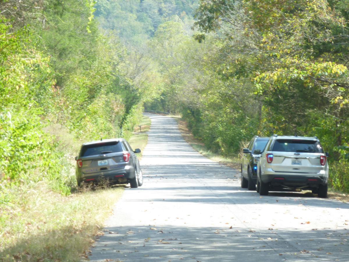 Pea Ridge Road homicide