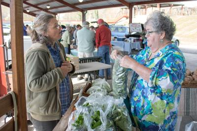 Business Thursday: With federal aid, Farmers Market looks to grow
