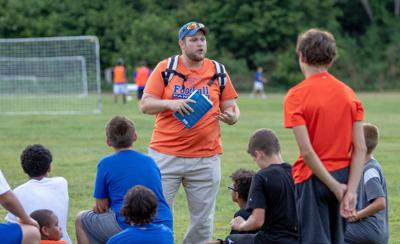 Volunteer Spirit: FCA leader works to build character in young athletes