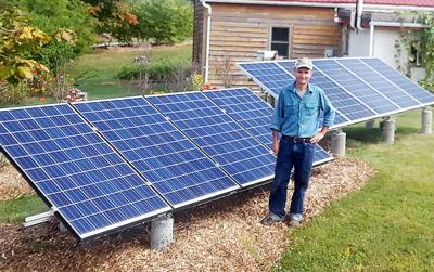 Event puts Frankfort's clean-energy efforts on display