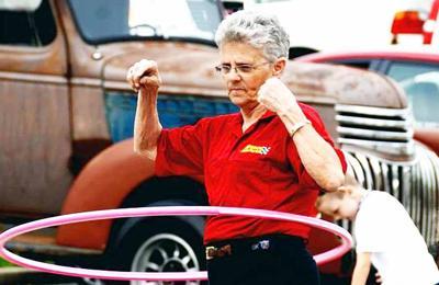 Volunteer Spirit: At 70, Toles-Taulbee keeps going