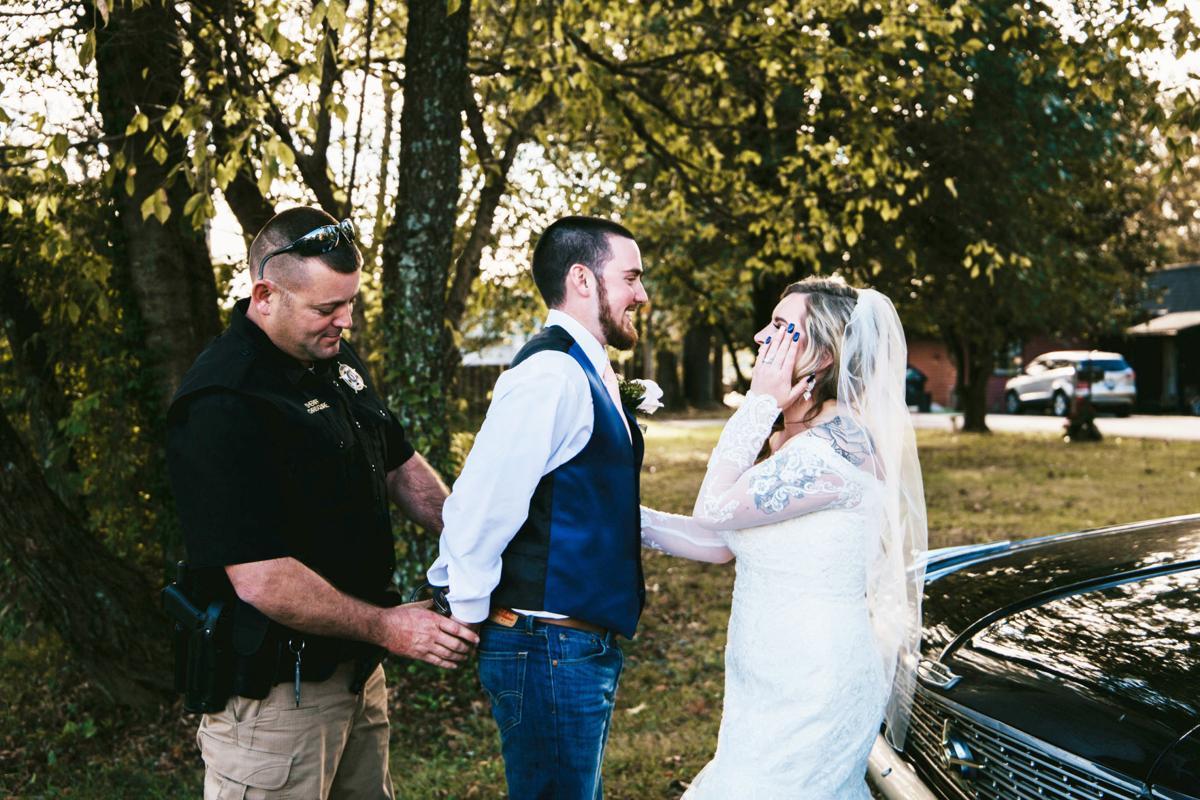 Handcuff wedding