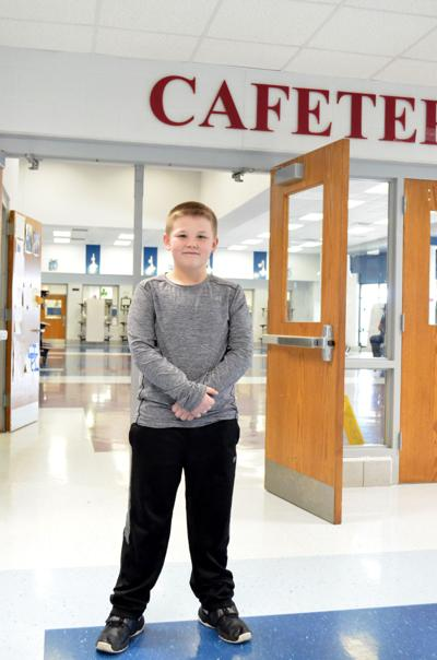 Westridge fourth-grader honored for helping choking friend