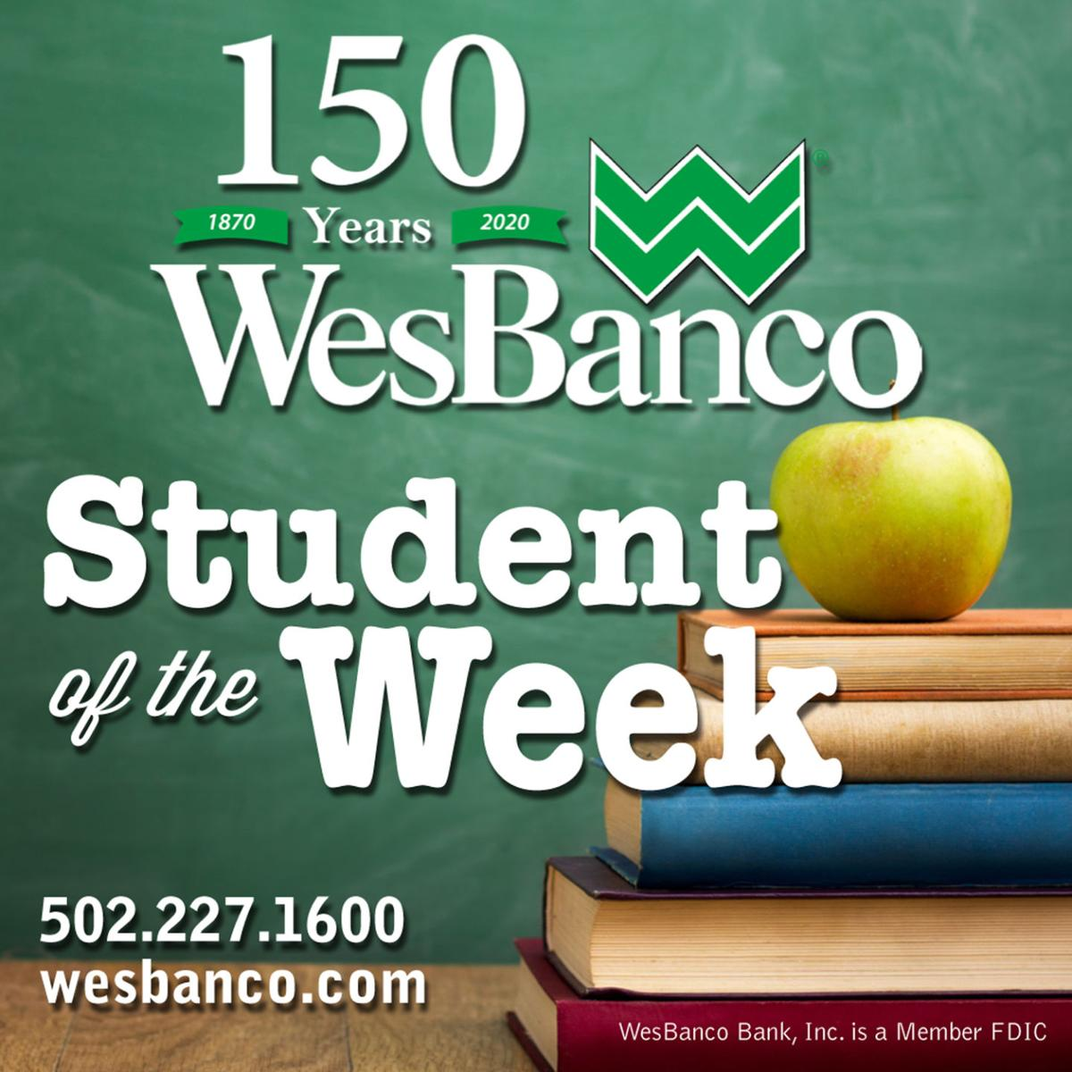 Student of the week (new)