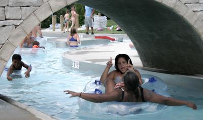 Aquatic center hosting high school swim bash
