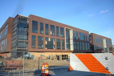 New state office building 6 months ahead of schedule; occupants set