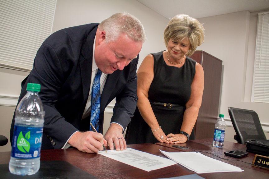 Franklin County Public Schools names Mark Kopp as superintendent