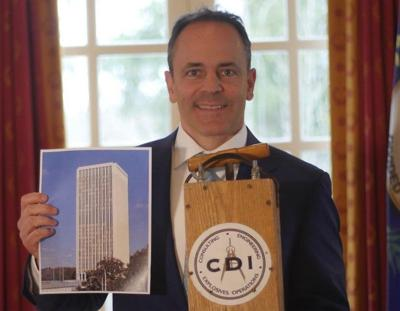 Bevin opens auction to initiate Capital Plaza Tower implosion