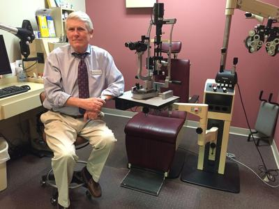 Business Spotlight: Eye doctor to retire in June after 31 years