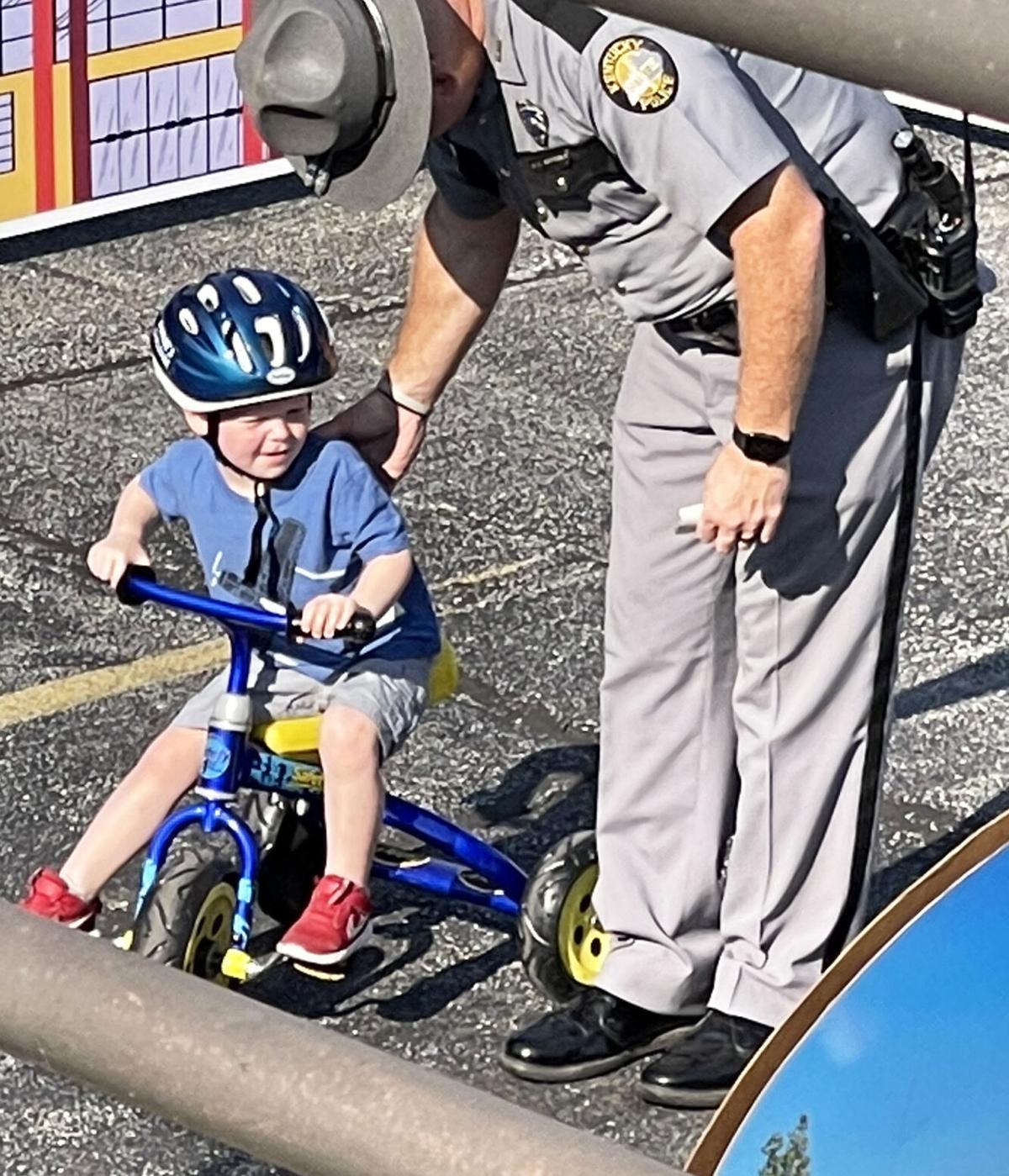 Rex Purvis Kids Safety Day