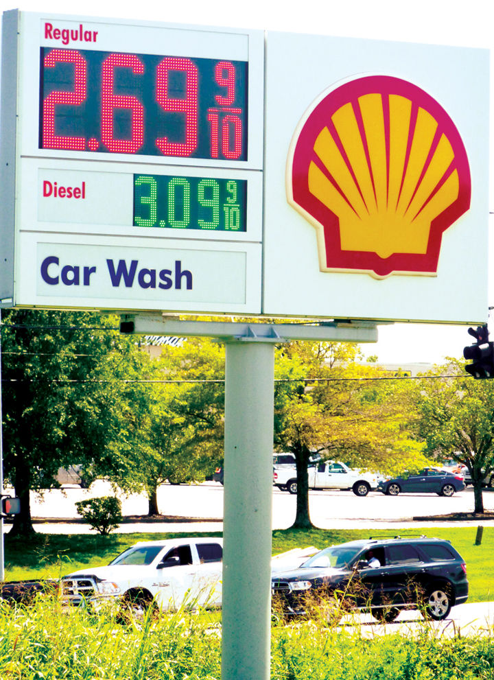 You Asked: Why are gas prices cheaper in Lawrenceburg than Frankfort?