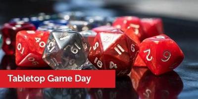 Tabletop Game Day
