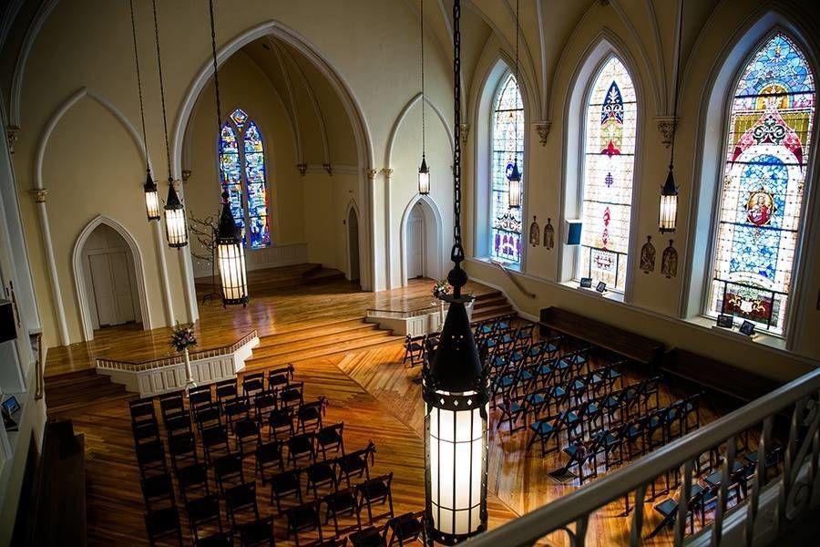Old Good Shepherd Church is sold to Frankfort baker, caterer