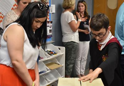 Second Street School highlights talent with Student Showcase
