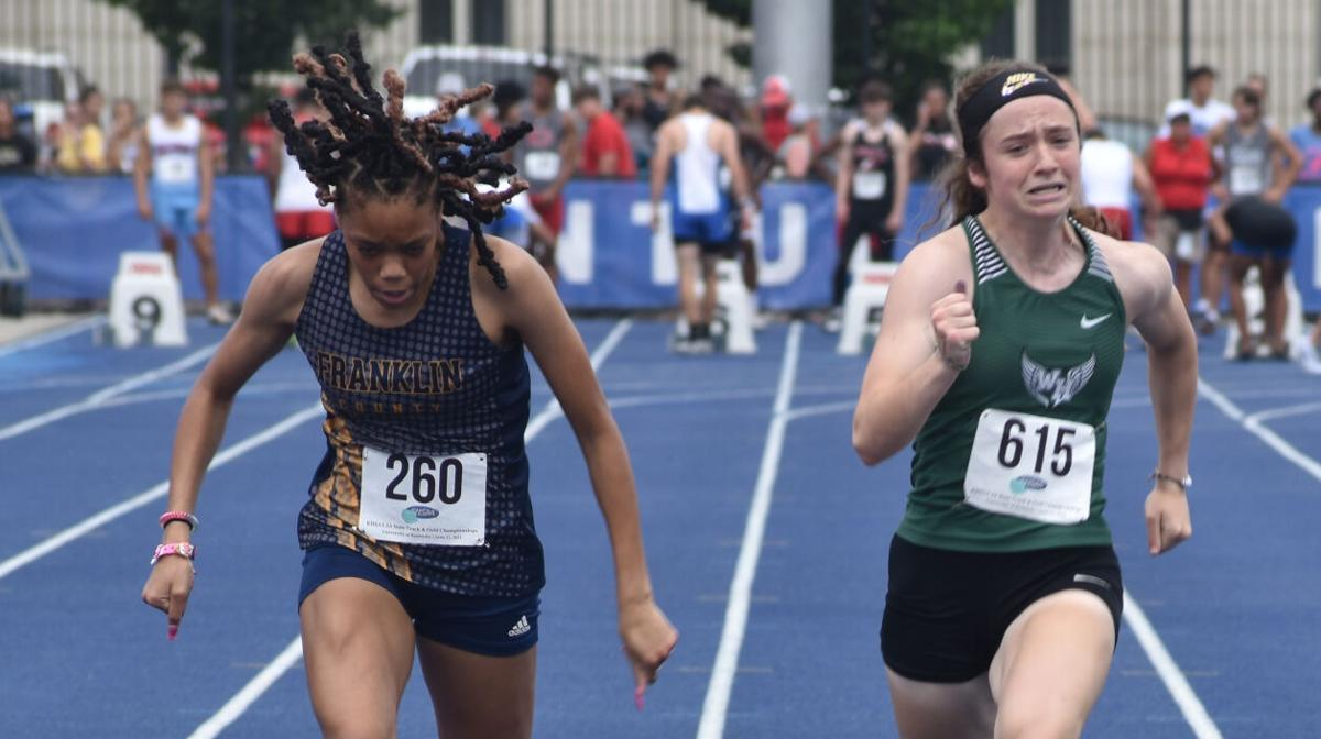 Franklin County's Oldham, Western Hills' Muller win state track championships
